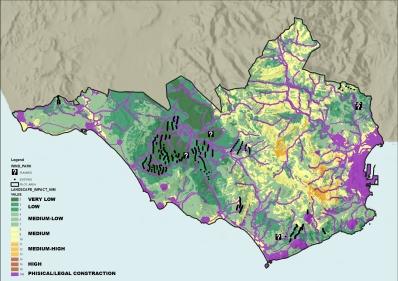 Evaluación de impacto paisajístico de los parques éolicos de La Janda-Gibraltar