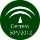 Decreto 504/2012