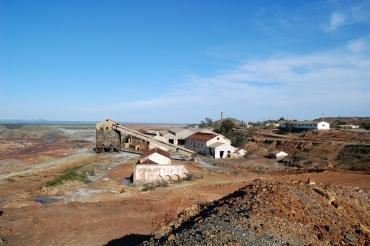 Lugar de Interés Industrial de Tharsis-La Zarza (Huelva)